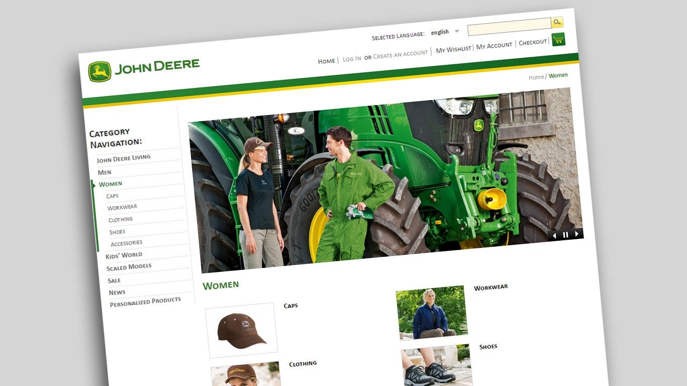 75695af76552 Tienda en línea | John Deere ES