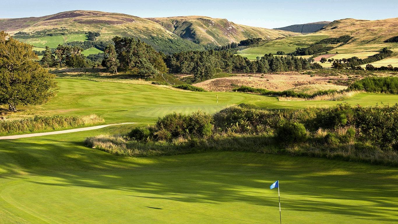 Golf Gleneagles en Europa, Reino Unido