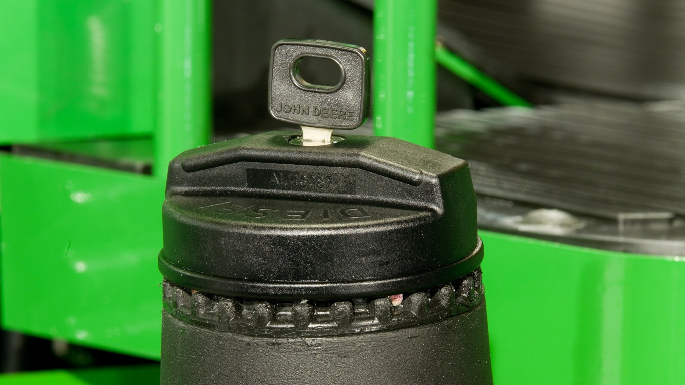 Tapas con cerradura