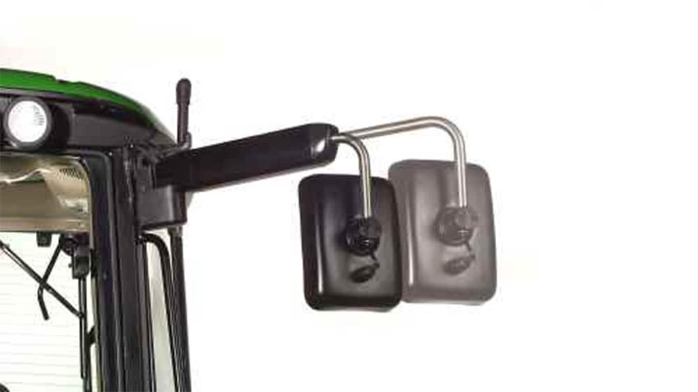 Espejos retrovisores exteriores