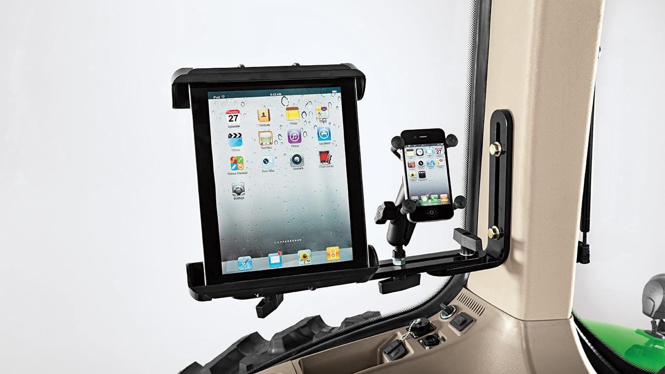 Soporte de tabletas y teléfonos móviles