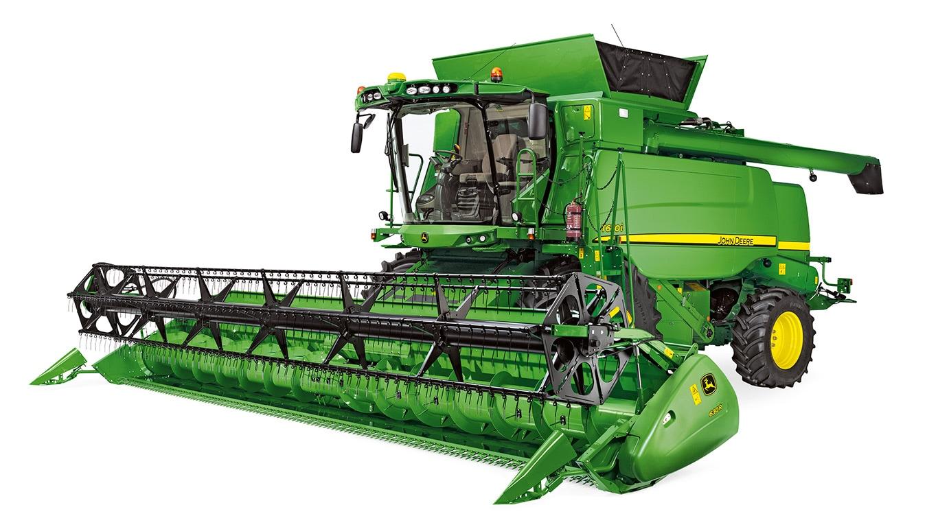 PowerGard para cosechadoras