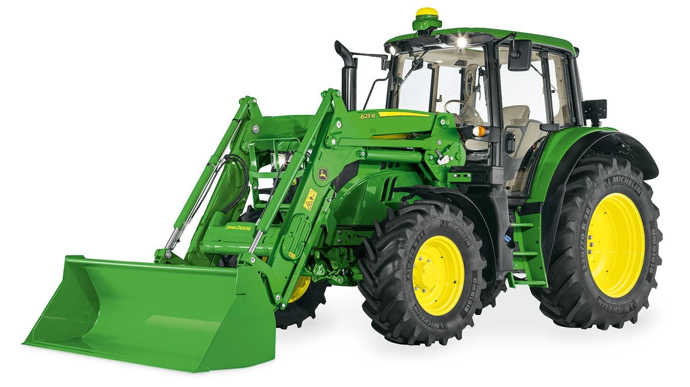 PowerGard para tractores y palas cargadoras frontales