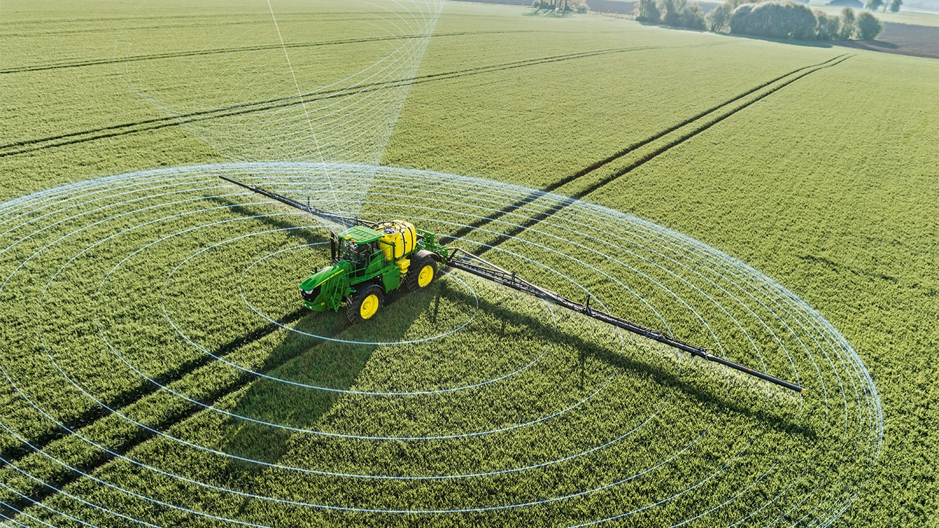 Soluciones de agricultura de precisión