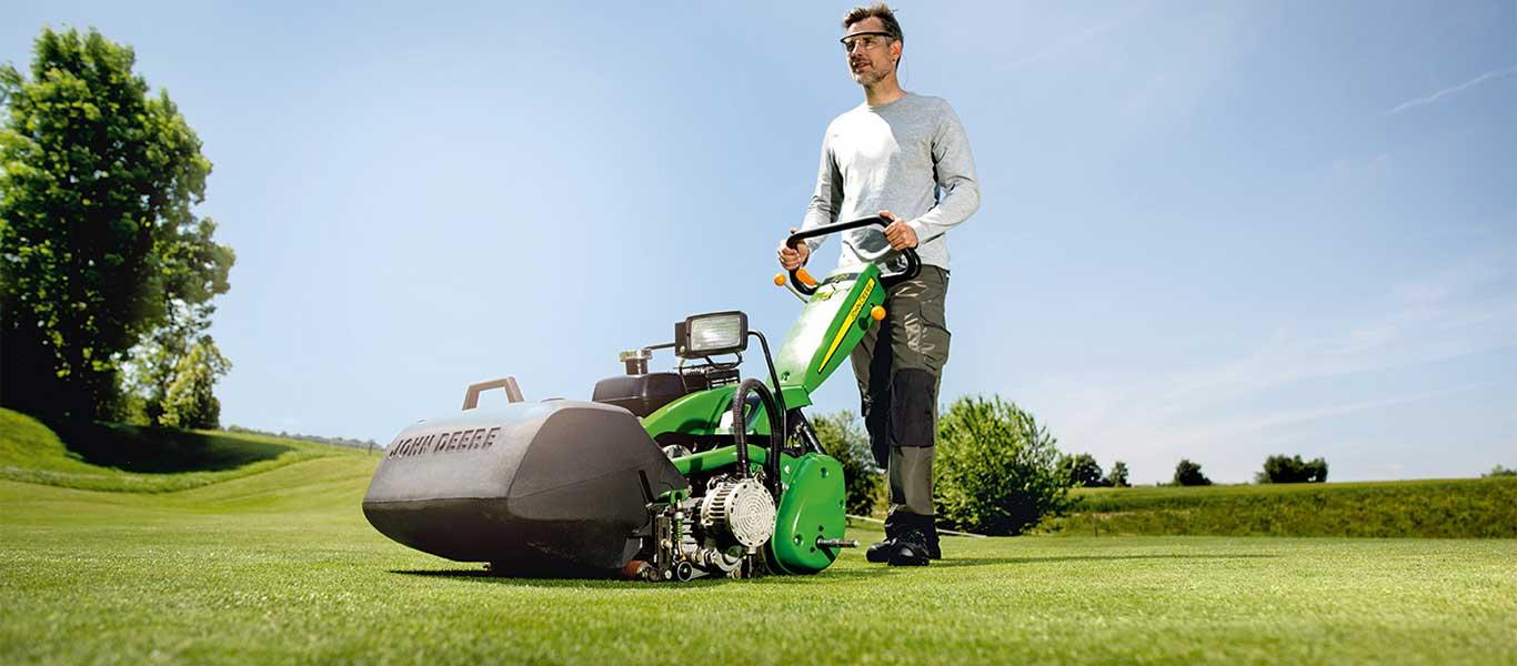 220, curso de golf, cortacéspedes manuales y con asiento para greens, golf y deportes