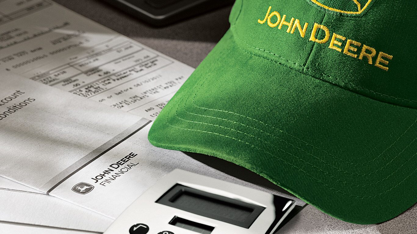 Financiación John Deere