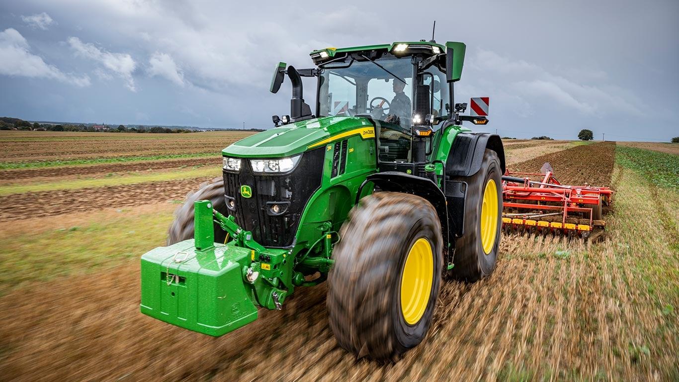 Tractores grandes