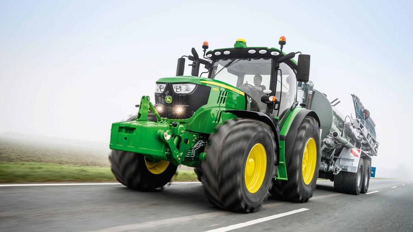 Piezas y accesorios para tractores