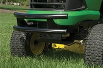 Double-Bar Front Bumper (100 Series)
